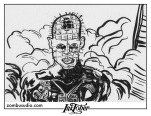 Hellraiser Illustration