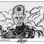 Hellraiser Illustration