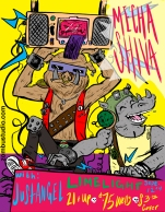 Beebop rocksteady flyer